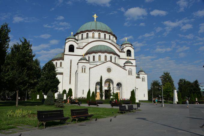 世界最大の東方正教系教会・聖サヴァ教会