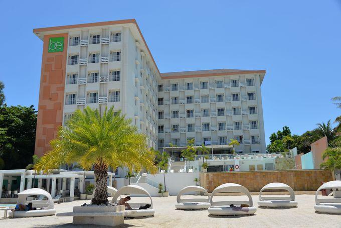 モダンデザインのブティックリゾートホテル