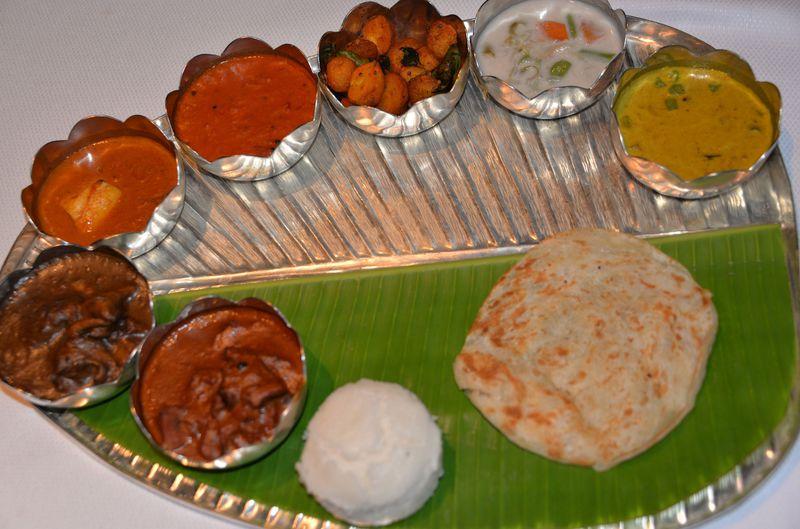 チェンナイの超高級インド料理店「サザンスパイス」でマハラジャ気分に浸ろう!