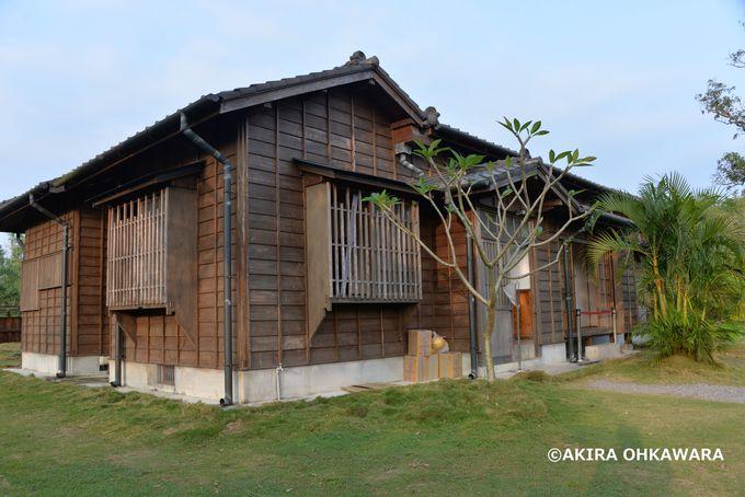 八田與一居住家屋