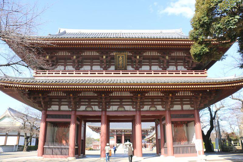 都会の大伽藍 東京「池上本門寺」史跡とイベントの競演!
