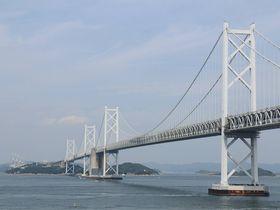 「瀬戸大橋」を望む 香川県坂出「アートポート瀬戸大橋」の絶景ポイントを散策|香川県|トラベルjp<たびねす>