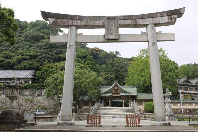 和霊信仰の総本山「和霊神社」