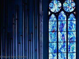 シャガールの幻想的な青!ドイツ・マインツ「聖シュテファン教会」