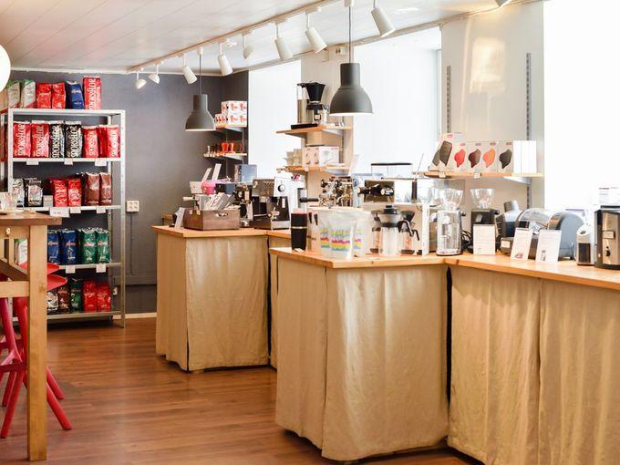北欧のキッチン雑貨も買える!本格珈琲カフェ「Kaffecentralen」