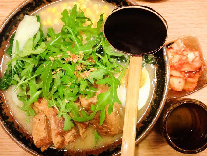 優し懐かし日本の味!ラーメン&丼専門店「Momotoko」