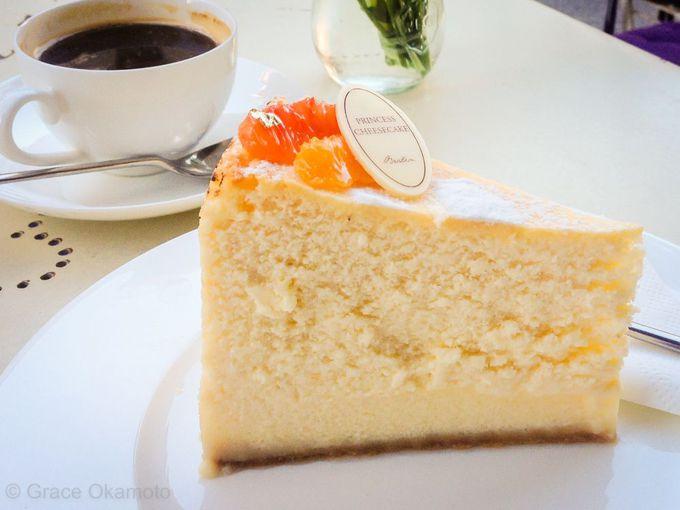 世界中のチーズケーキを楽しめる「Princess Cheesecake」