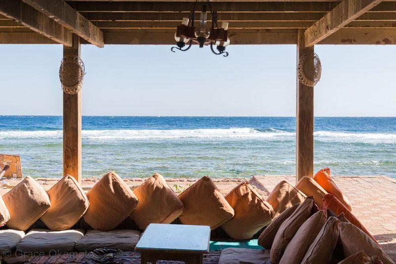 世界一コスパの良いリゾート!紅海を望むエジプト「ダハブ」