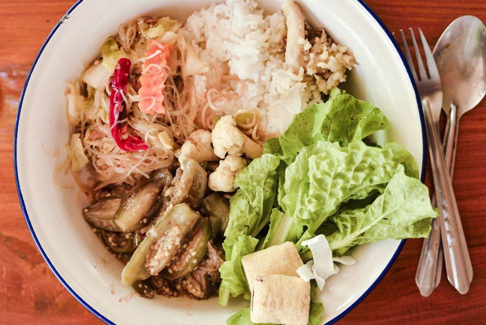 タイの伝統的な家庭料理!ベジタリアン・フードを楽しむ