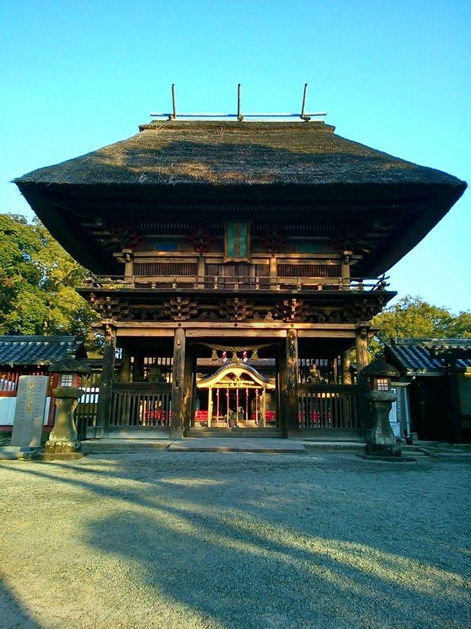 日本遺産「人吉球磨」を代表する国宝青井阿蘇神社