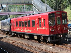 熊本の田園風景を堪能!おもてなし観光列車「田園シンフォニー」|熊本県|トラベルjp<たびねす>