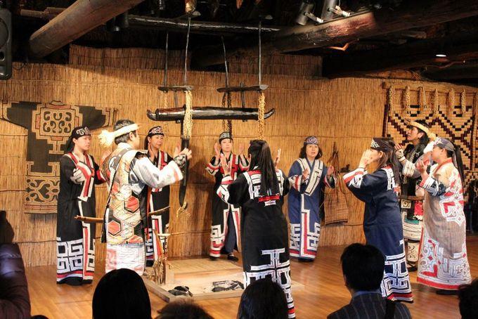 「アイヌ民族博物館(ポロトコタン)」でアイヌ文化を学ぼう