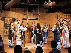 アイヌ民族博物館「しらおいポロトコタン」(北海道白老町)~自然への感謝を思い起こさせる村~|北海道|トラベルjp<たびねす>