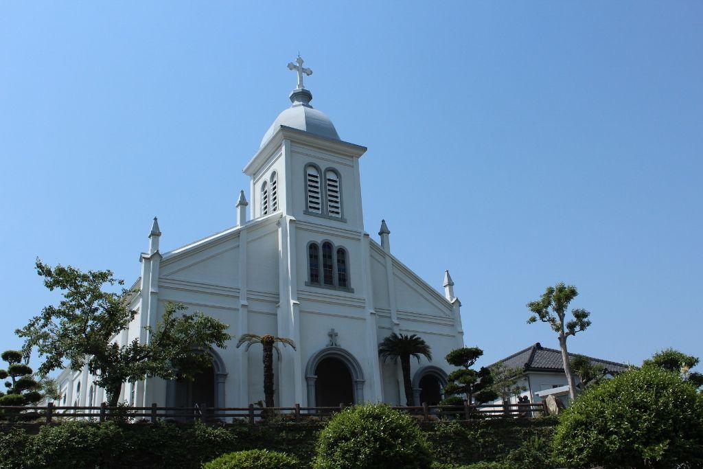 「五足の靴」の軌跡を辿る旅(天草市)〜パアテルさんを尋ねて富岡から大江天主堂へ〜