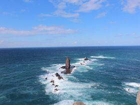 積丹半島「神威岬」~源義経とアイヌの娘チャレンカの伝説が残る岬~|北海道|トラベルjp<たびねす>