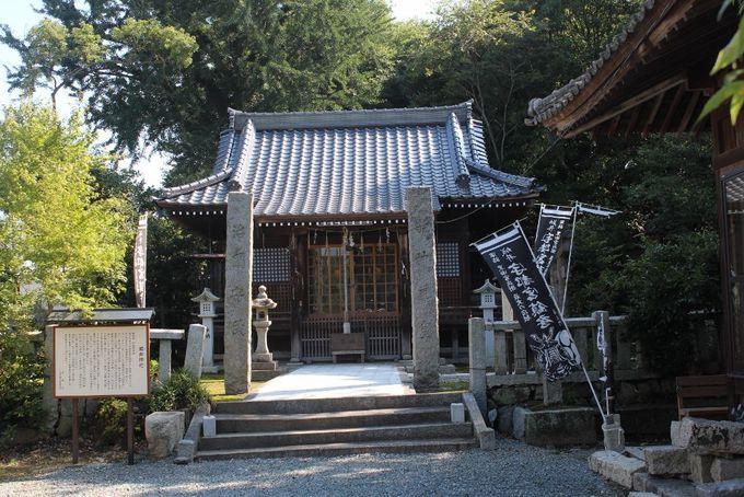 城井鎮房の怨念を鎮める「城井神社」