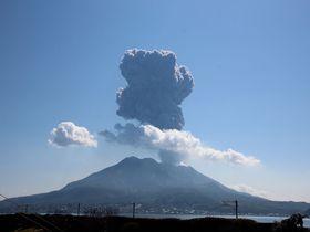 桜島の噴火を眼前に!大迫力の借景庭園「仙嶽園」で名物に舌鼓|鹿児島県|トラベルjp<たびねす>