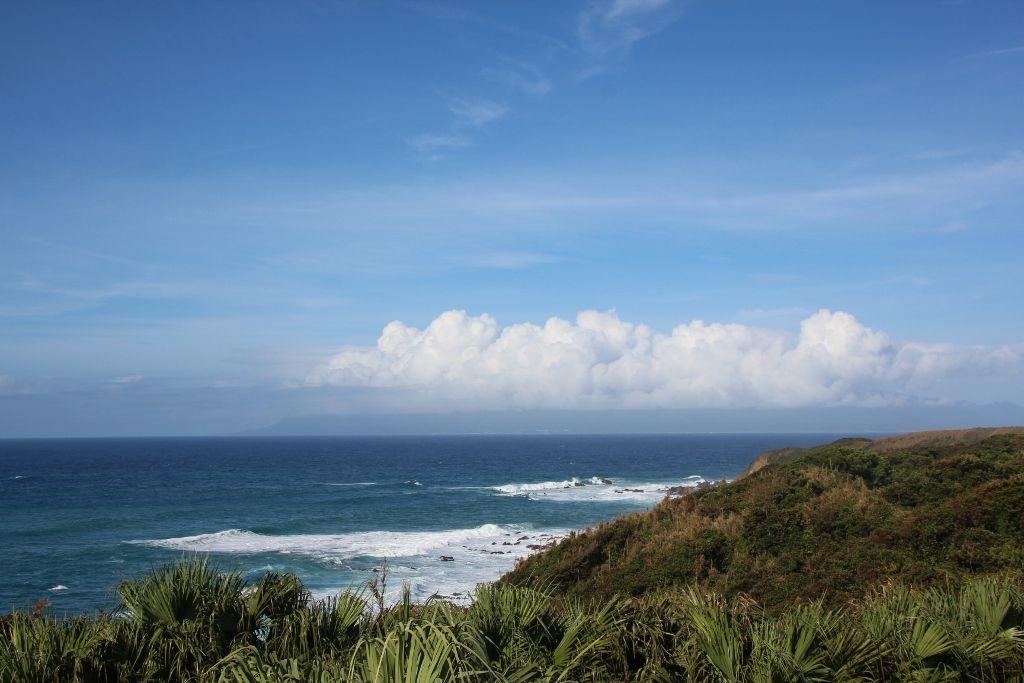 鉄砲が伝来した種子島最南端「門倉岬」