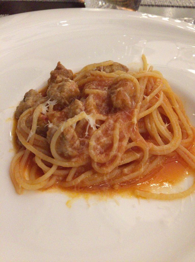 地元食材による本格的イタリアンレストラン「ポルトーネ」