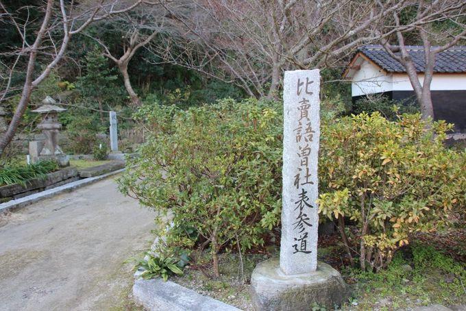 美女神の伝説が残る古代浪漫に満ちた姫島