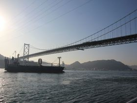 福岡と山口の県境を歩いて渡りませんか?「関門トンネル」人道|福岡県|トラベルjp<たびねす>