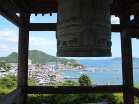 朝鮮より東で一番美しい景勝地「鞆の浦」は日本一癒される港町