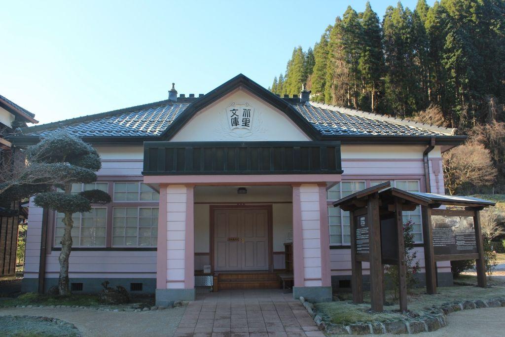 熊本県立図書館に匹敵する蔵書だった北里文庫