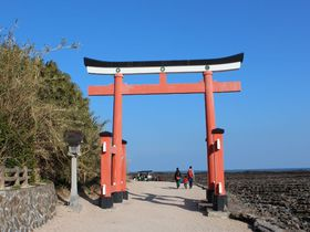 古代から続く最強の縁結びパワースポット 宮崎市「青島神社」