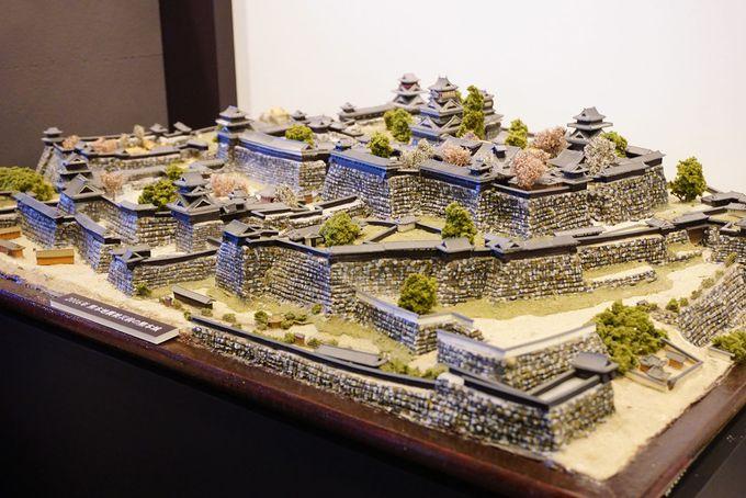 有名ご当地キャラクターによるステージやお城ジオラマ展示も見逃せない!