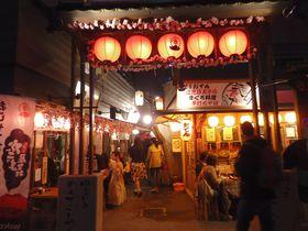 鹿児島の食と酒ならおまかせ!「かごっまふるさと屋台村」