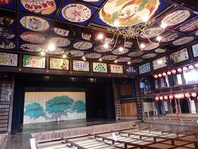 八千代座・灯籠・馬すじカレーピザに温泉!熊本「山鹿」半日観光コース|熊本県|トラベルjp<たびねす>