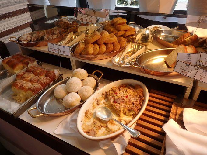 朝食ビュッフェはヨーロッパと九州のいいとこどり