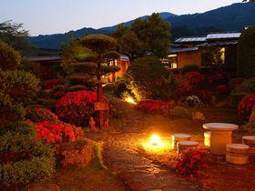 山口・湯野温泉「芳山園」は風光明媚な庭園に温泉付き離れが点在、しかもお値打ち!|山口県|トラベルjp<たびねす>