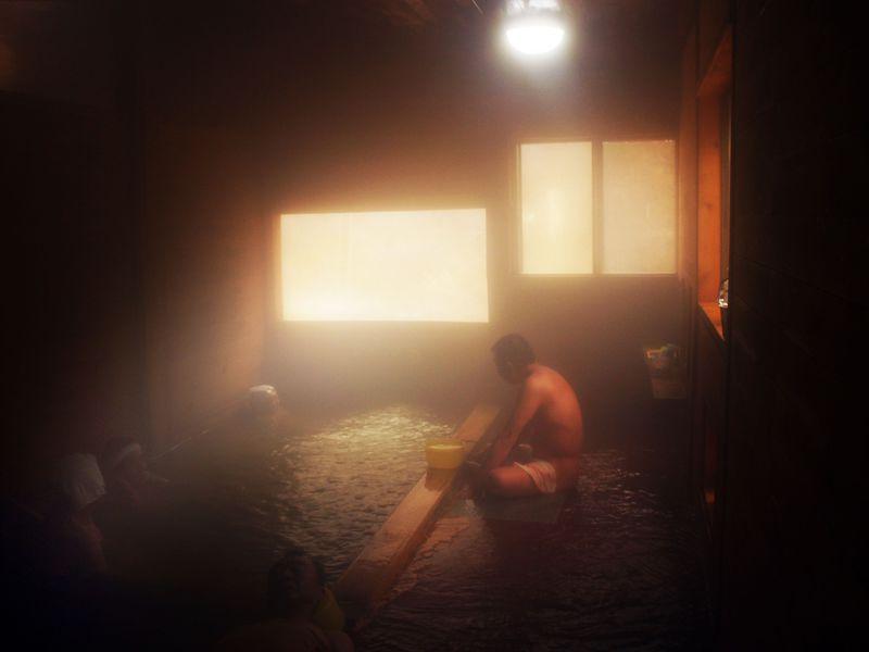 トド寝って知ってる?青森「古遠部温泉」は入浴者がさっぱり上がらないと噂に