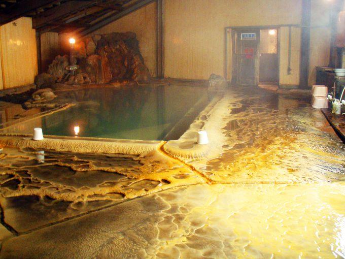 豊平峡温泉のここがスゴイ!