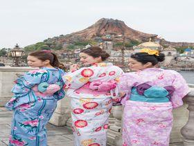 帯マウスの浴衣女子集まれ!東京ディズニーリゾート「ゆかたディズニーキャンペーン」