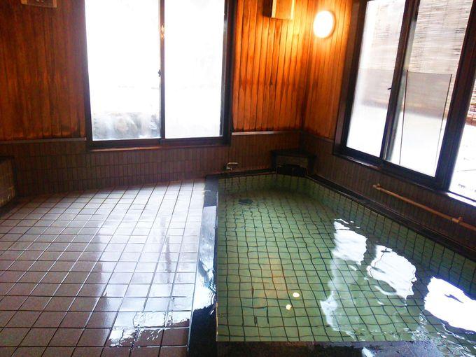 玉川温泉の上がり湯にも最適!アルカリ性の銭川温泉