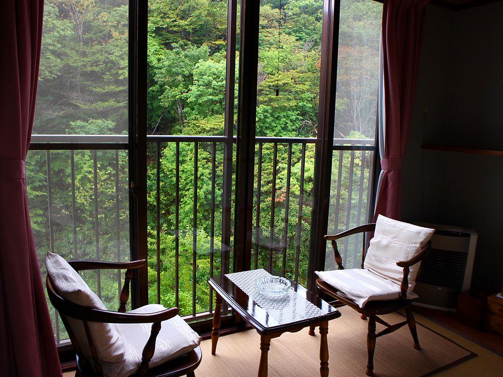 名湯・高湯温泉の食事の美味しい宿「のんびり館」