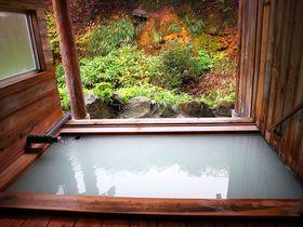 魅惑の極上濁り湯!福島「高湯温泉のんびり館」でお風呂巡り|福島県|トラベルjp<たびねす>