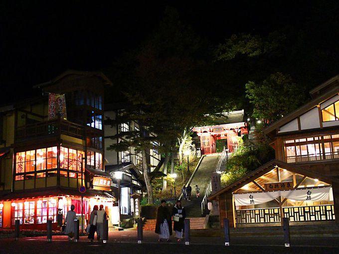 観光したら参拝したい、湯畑前のパワースポット・草津山光泉寺