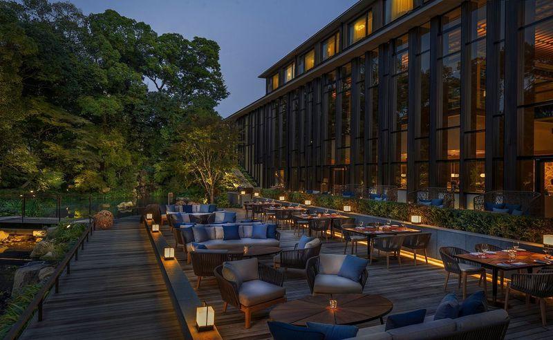 ラグジュアリーホテルの新星「フォーシーズンズホテル京都」が京都東山に誕生!