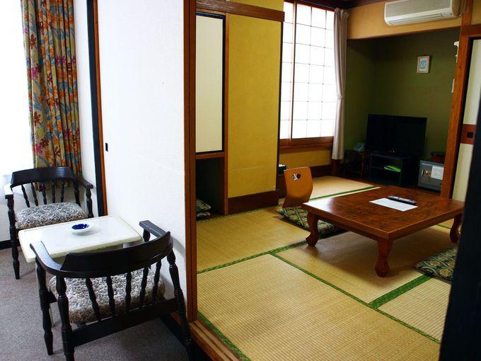 塩原温泉でも特に安いのに、古山はお部屋の満足度が高い!?