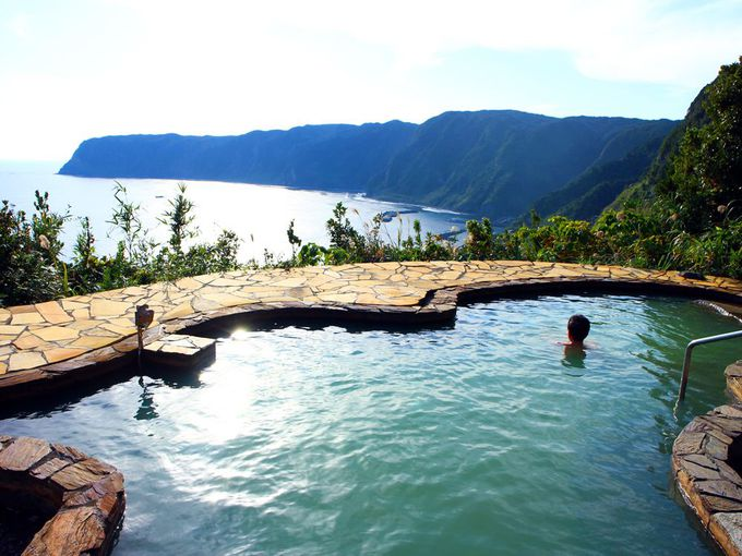 12.末吉温泉 みはらしの湯(八丈島)
