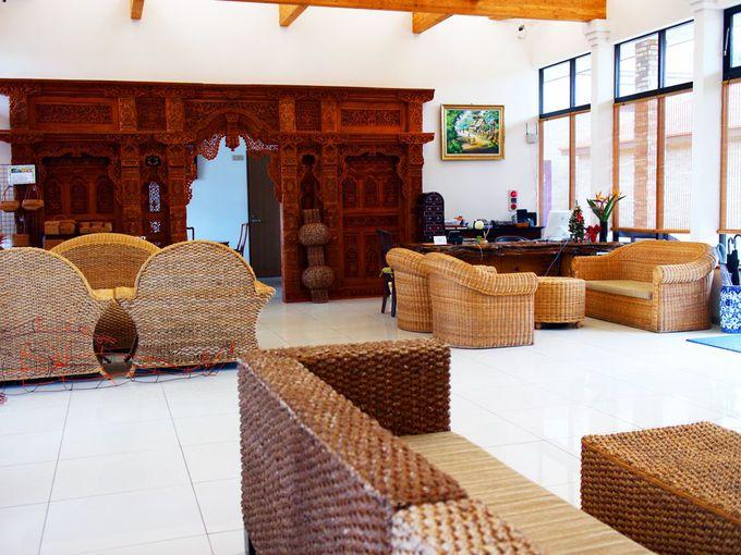 まるでバリ島に来たみたいなホテル「リゾート・シーピロス」
