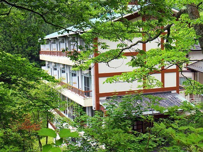 赤城山麓の老舗旅館「にごり湯の宿 赤城温泉ホテル」