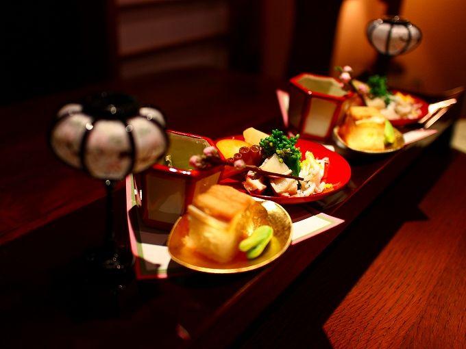 京都・丹波の食材とオーストリアワインが楽しめる「湯の花温泉 すみや亀峰菴」