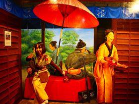 忍者に妖怪!!お台場の「東京トリックアート迷宮館」がリニューアル|東京都|トラベルjp<たびねす>