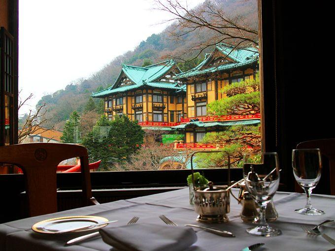 意外と知らない!お風呂と温泉から見る箱根・富士屋ホテルの世界