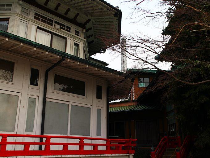 富士屋ホテルの温泉大浴場は何故小さい?