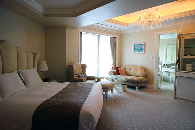 女子旅や女性の一人旅にもお勧めのホテル ラ・スイート神戸ハーバーランド